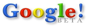 Logo Google Beta - Le 25 janvier 1999