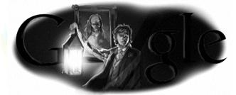 Anniversaire Oscar Wilde Google 2010