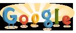Bonne année 2013 logo google